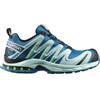 Salomon W's XA Pro 3D GTX Shoes Fog Blue/Igloo Blue/Tonic Green